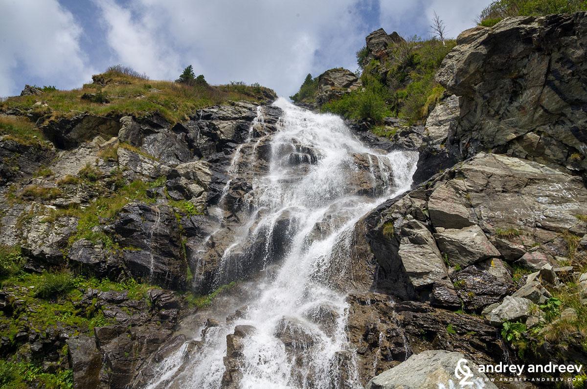 Водопад Капра