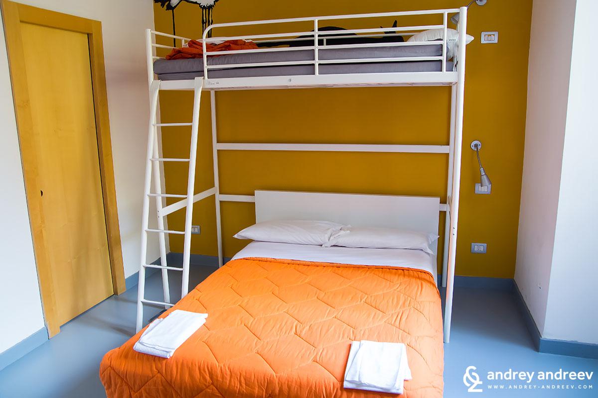 Hostel La Controra, Naples, Italy