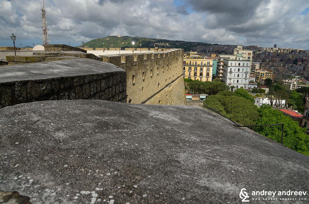 Castel Sant'Elmo Naples