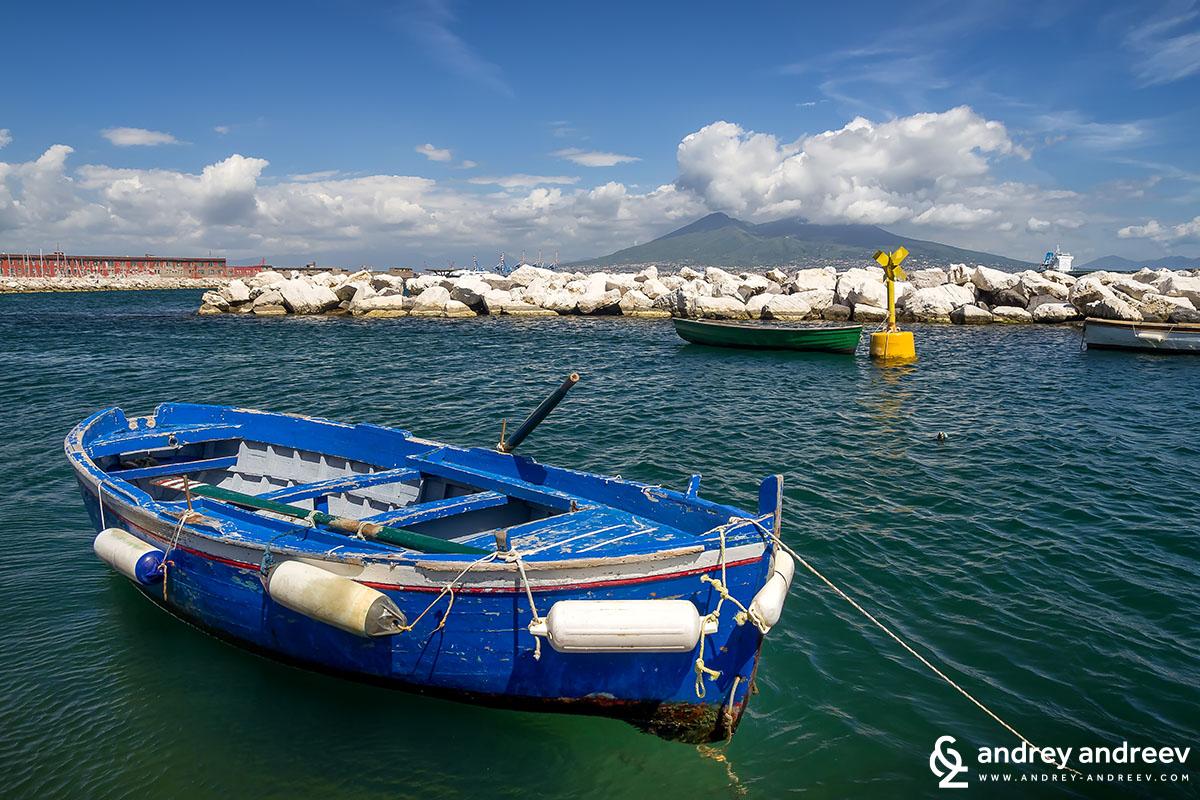 Naples Bay, Italy