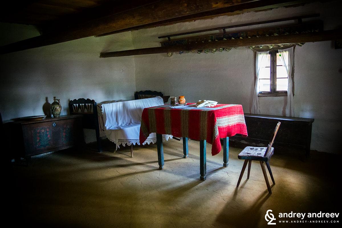 Селска стая