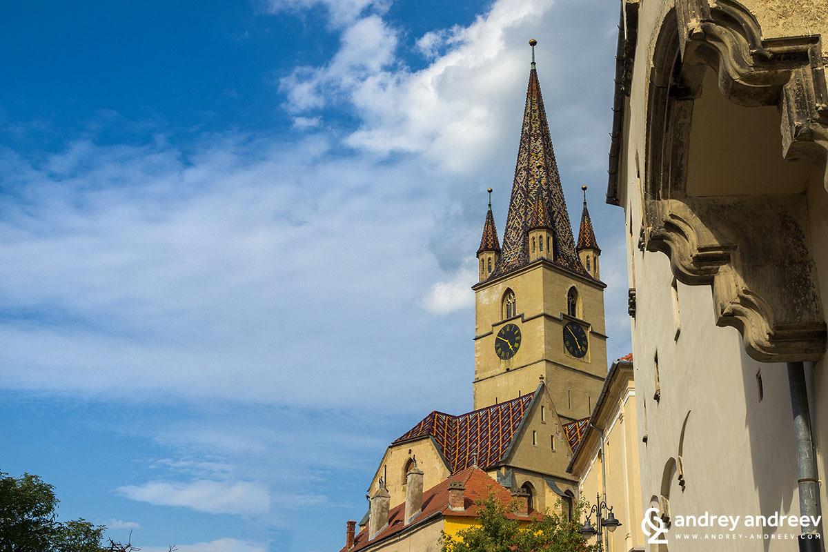 Viw in Sibiu
