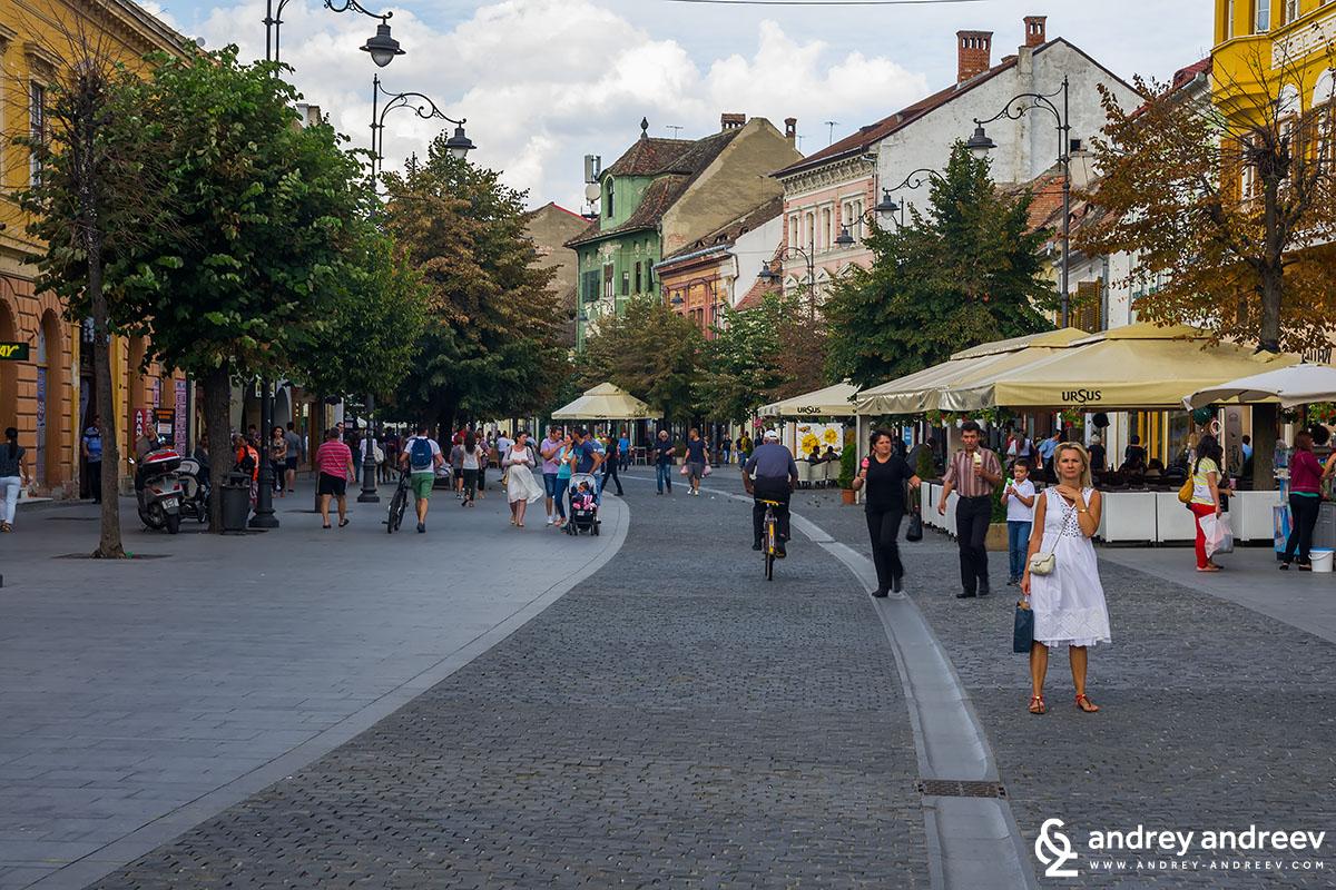 Sibiu, Romania,