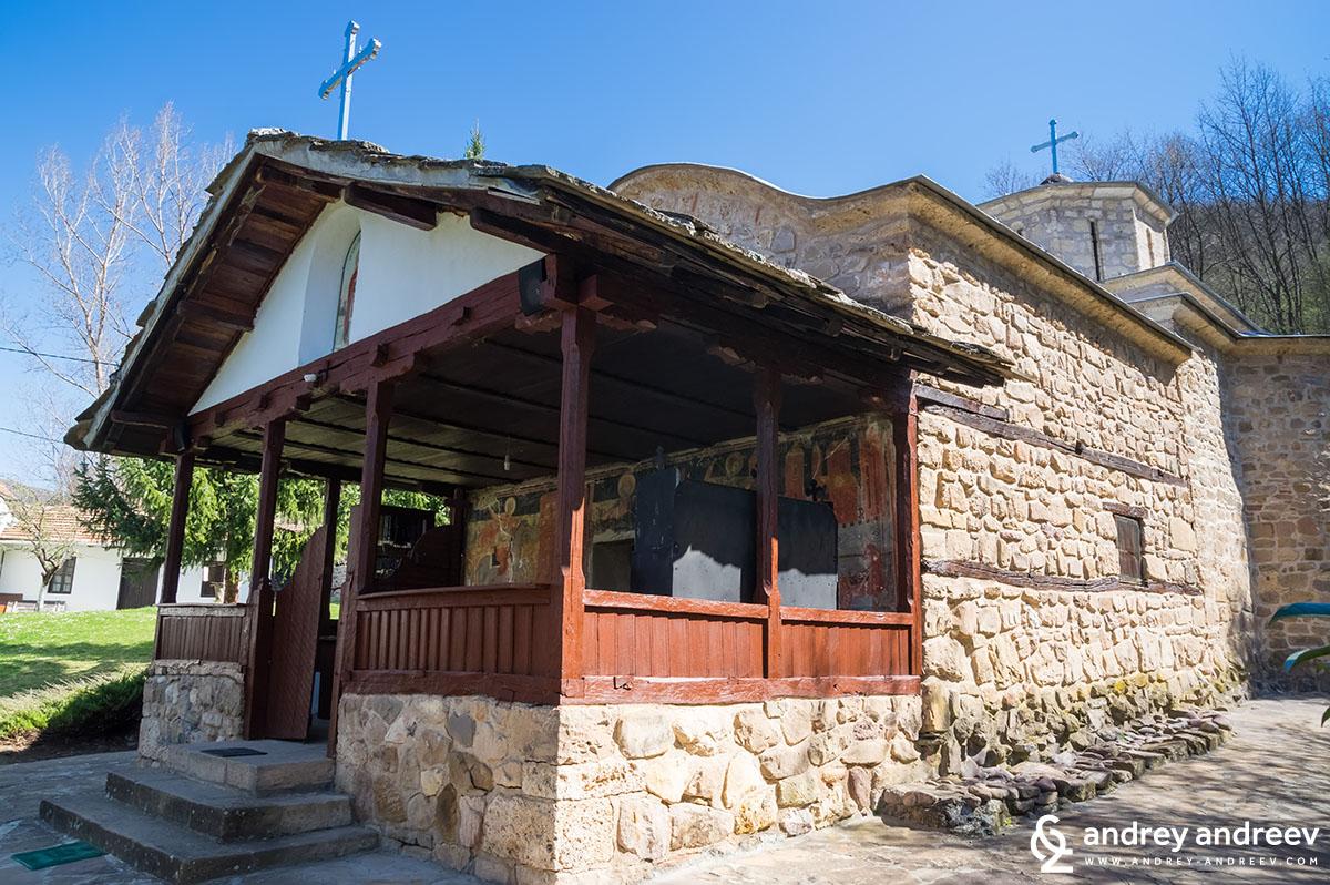 Temska Monastery Saint George, Serbia