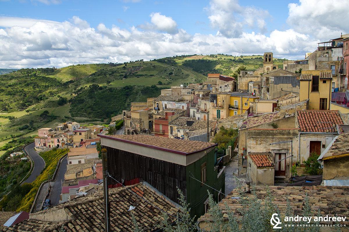 Vizzini - Сицилия