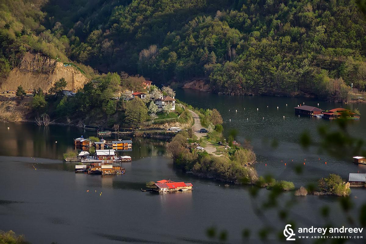 Vacha dam, Bulgaria