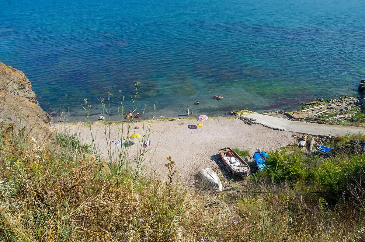 Резовското плажче
