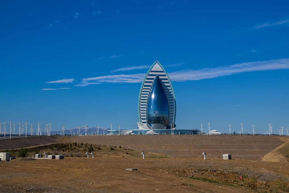 Ýyldyz Hotel Ashgabat, Turkmenistan