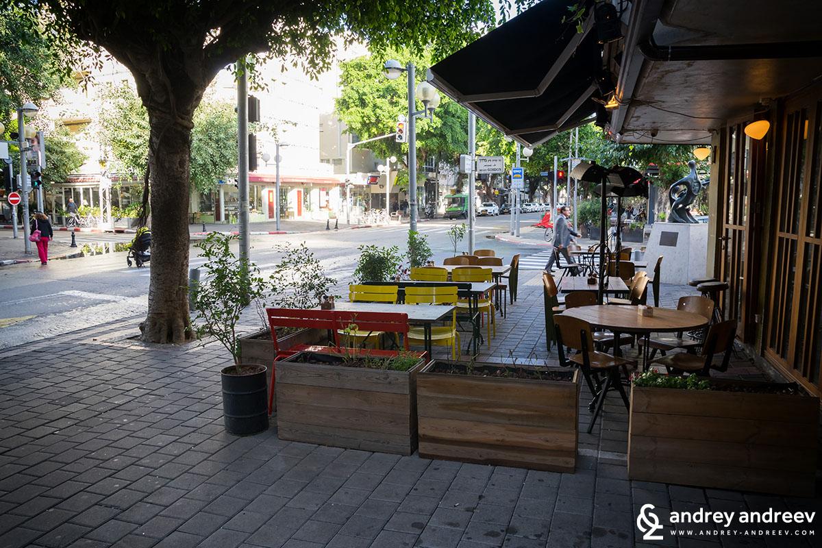 Заведения по улица Дизенгоф