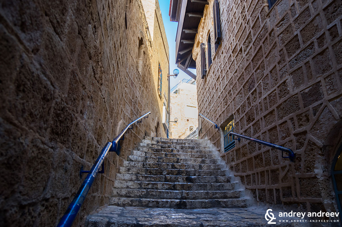Jaffa - what to see in Tel Aviv, Israel
