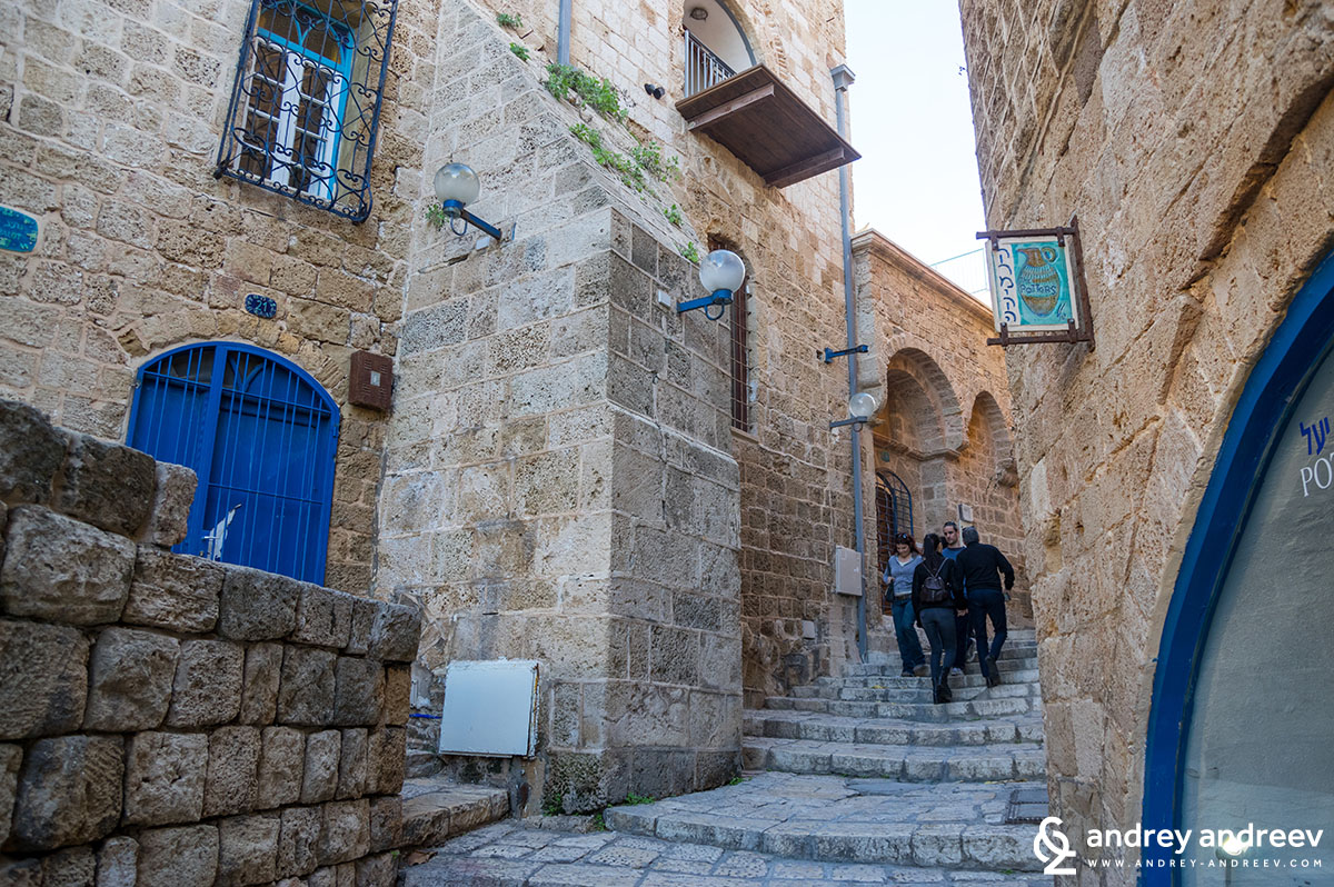 Jaffa - places to see in Tel Aviv, Israel