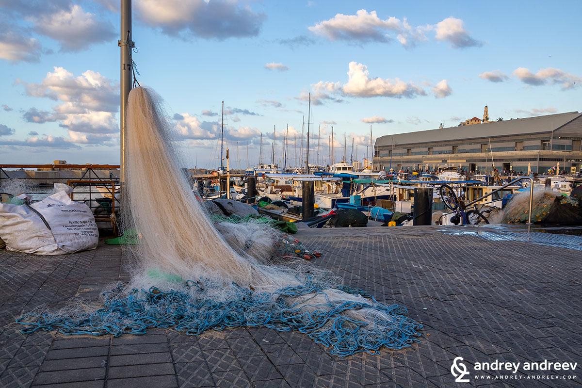 Яфа - пристанище