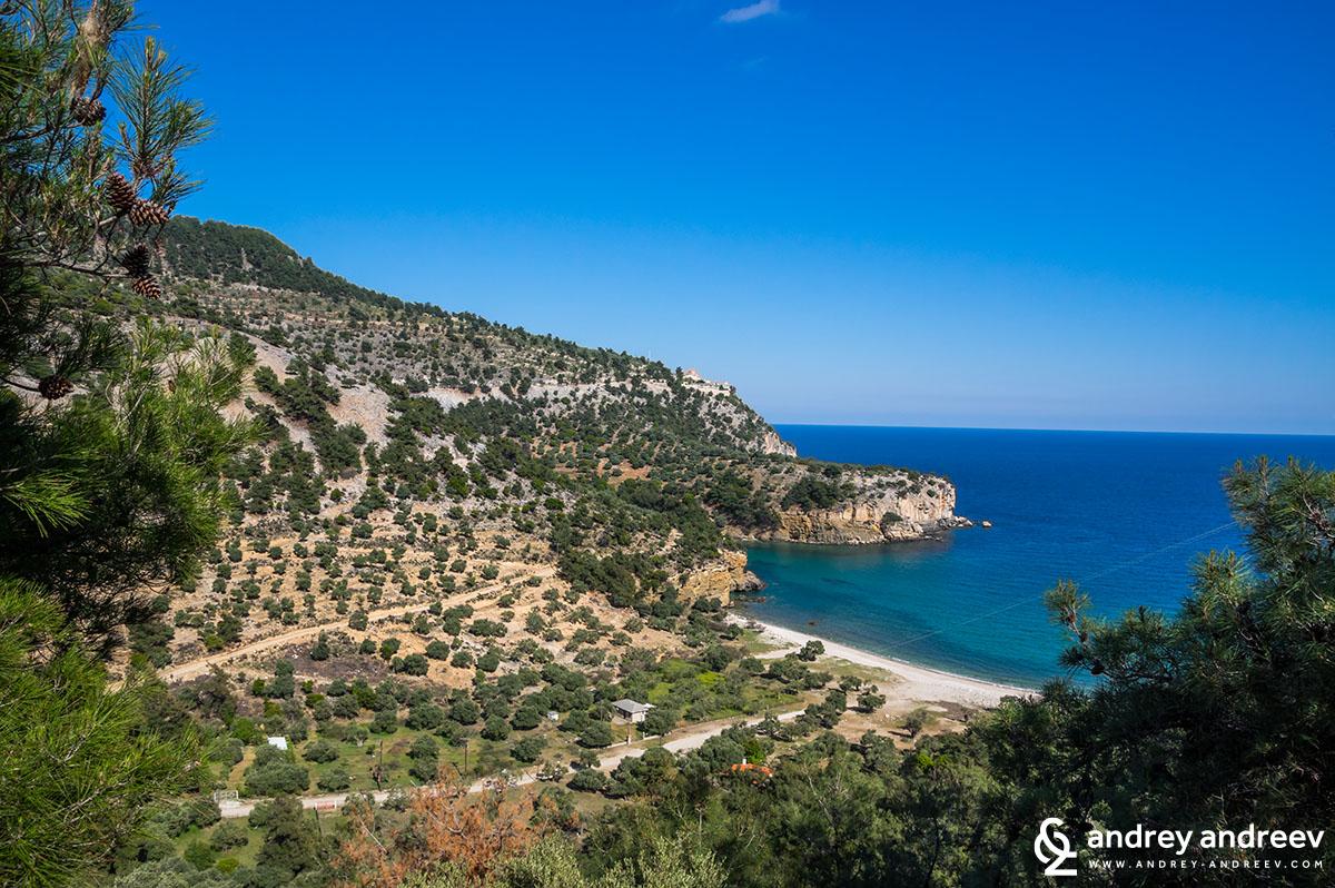 Плаж Ливади - Тасос