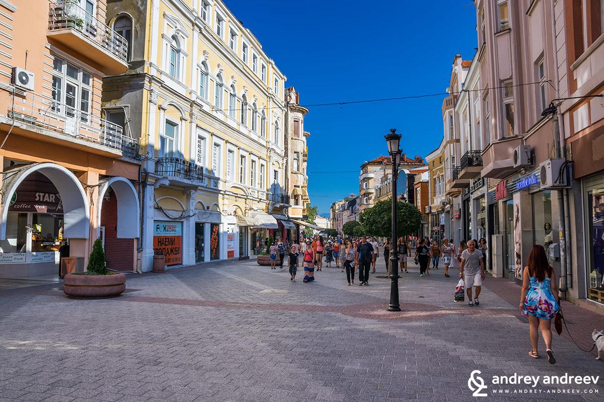 Главната в Пловдив