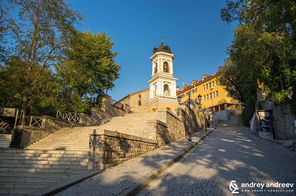Катедрален храм Успение Богородично, Пловдив