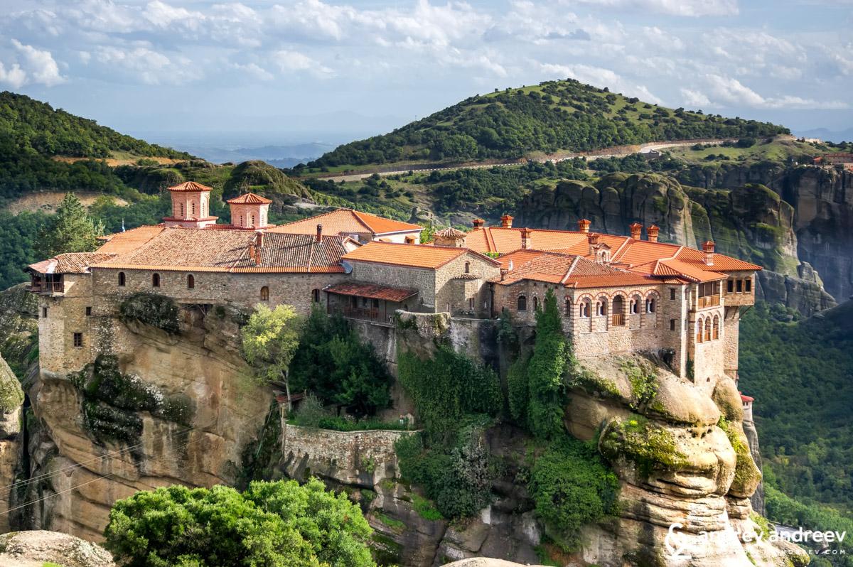 Манастир Варлаам, Метеора.