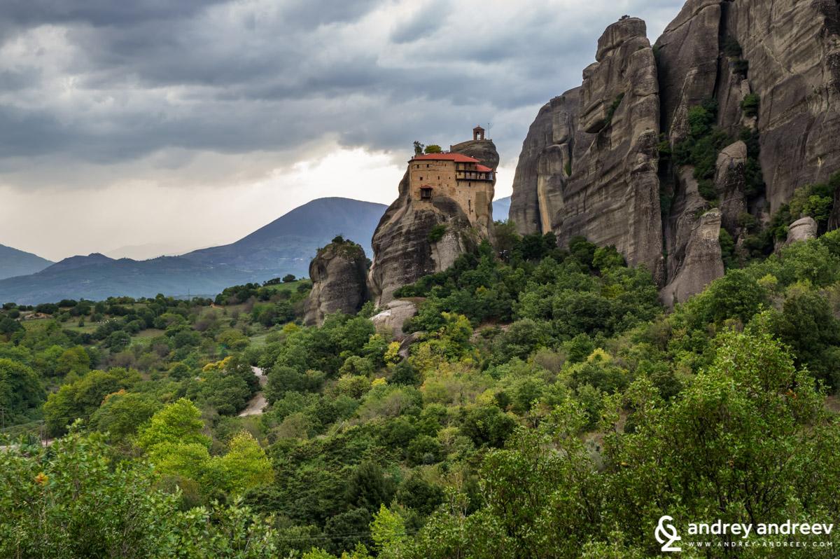 """""""St. Nikolaos Anapafsas"""" Monastery"""
