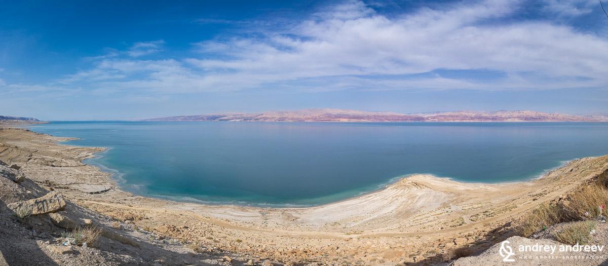 Северната част на Мъртво Море