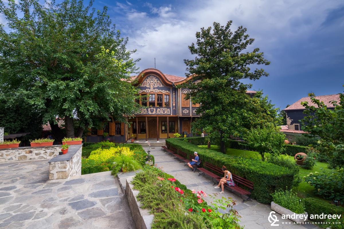 Етнографския музей в Пловдив