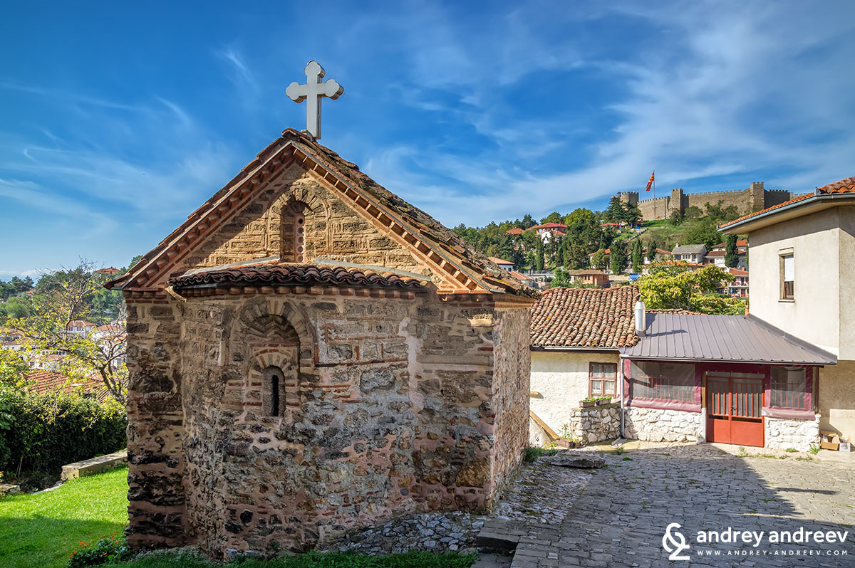 Churches in Ohrid