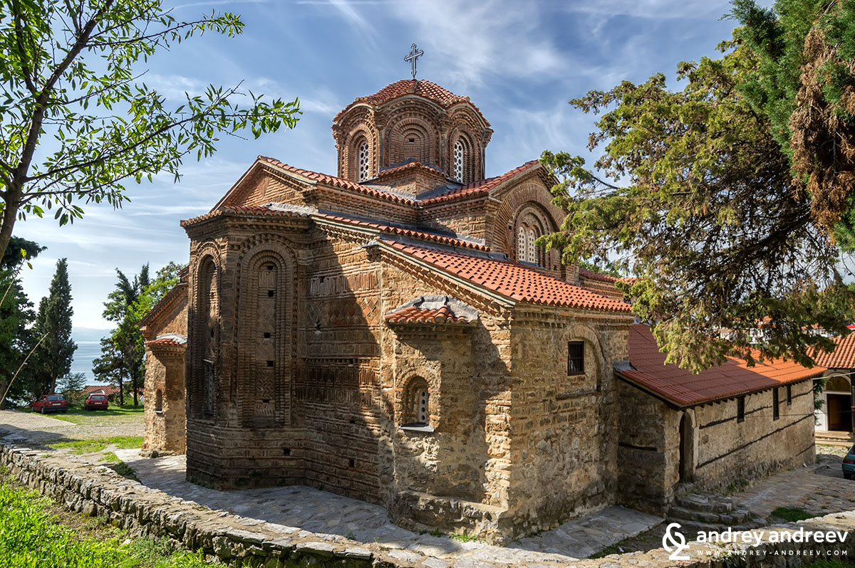 St. Bogorodica Perivlepta (Holy Mother of God Perivleptos church),
