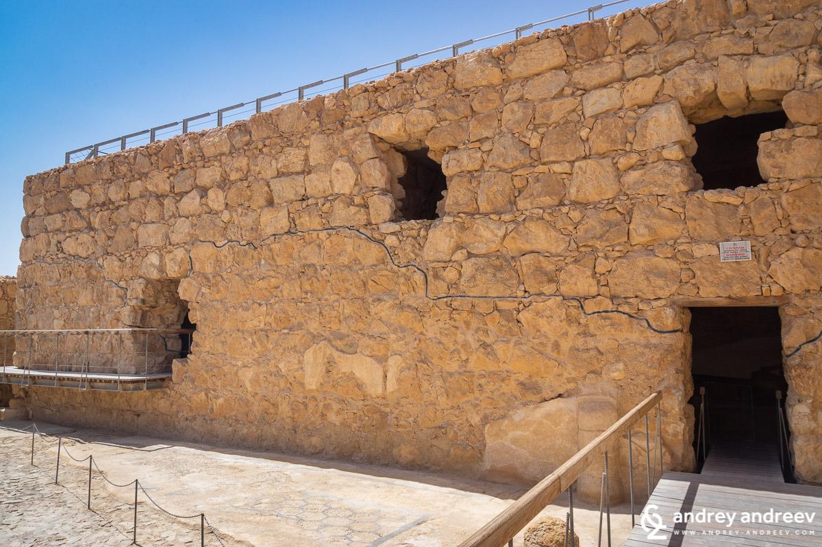 Банята, изградена в римски стил