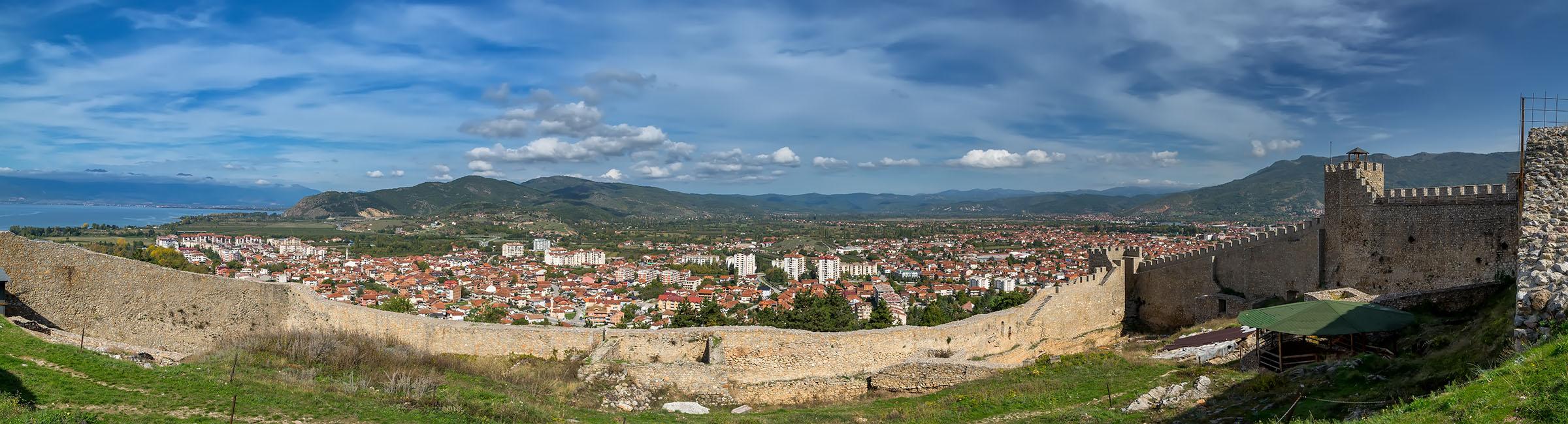 Самуиловата крепост