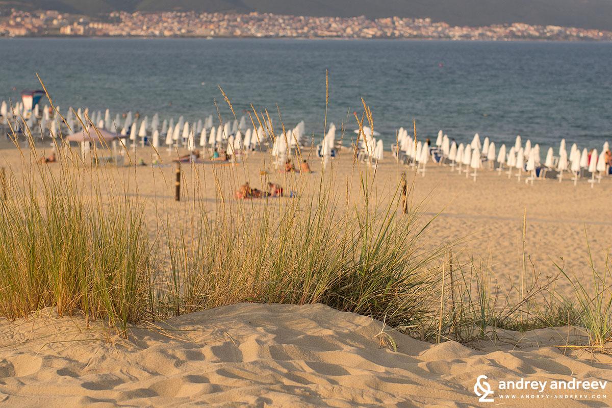 Слънчев бряг - дюните