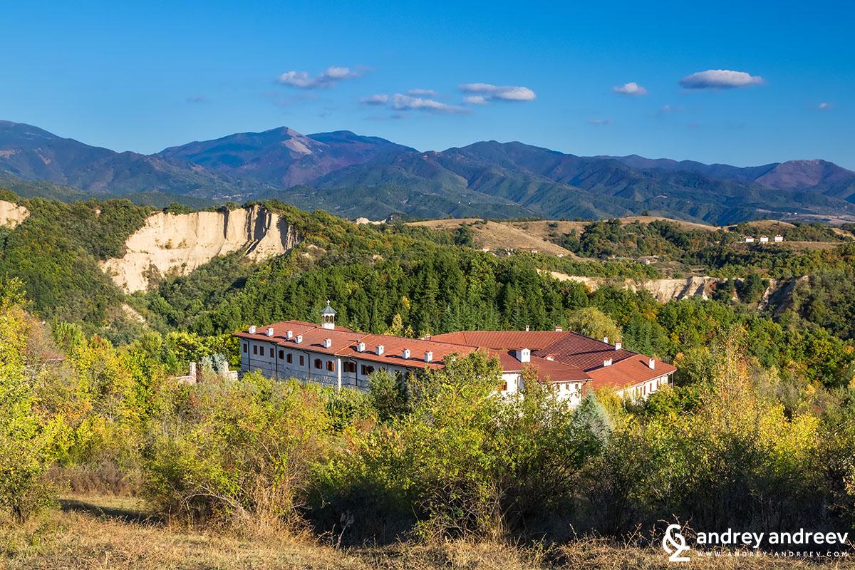 """Rozhen Monastery """"St. Nativity of Mother of God"""""""