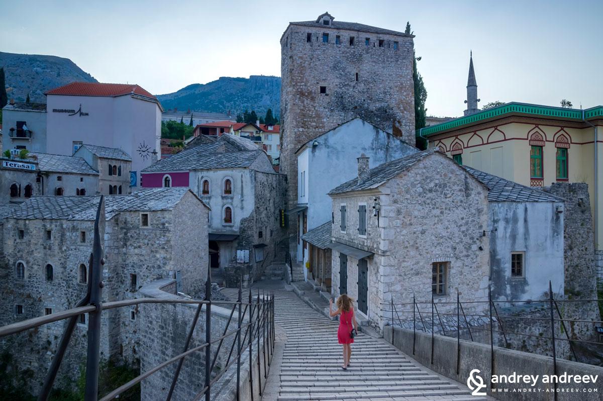 Tara Mostar Old Bridge