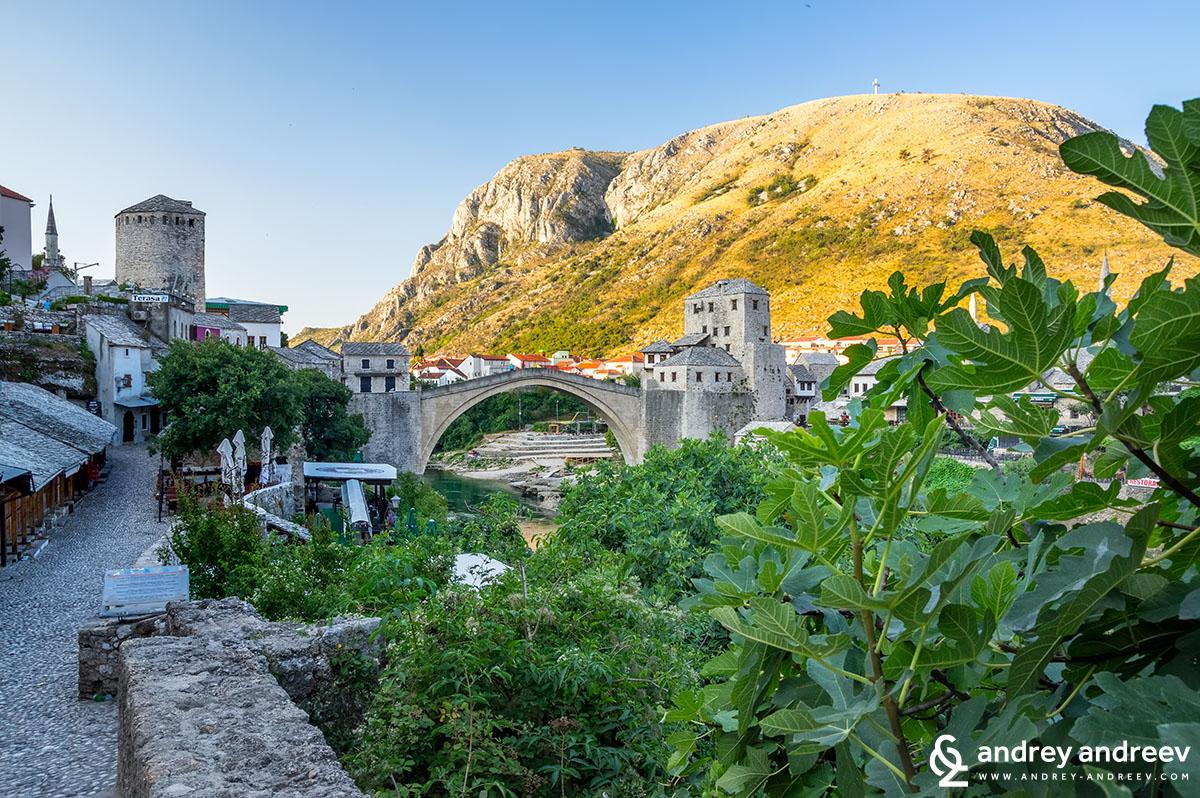 Стари мост в Мостар, Босна и Херцеговина