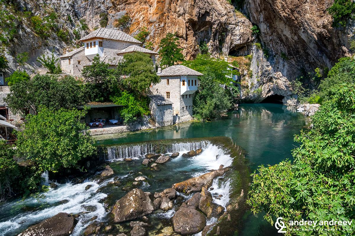 Дервишки манастир в Благай, Босна и Херцеговина