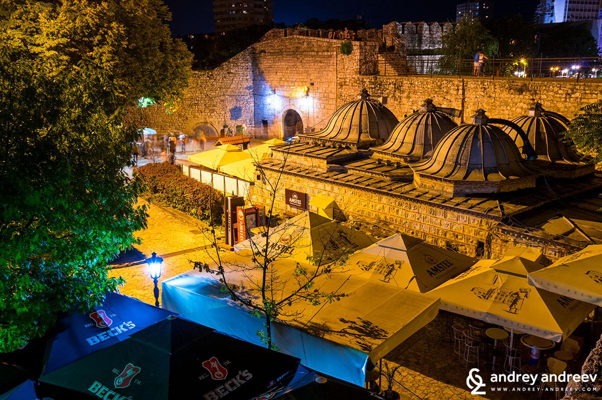 Хамам в Нишката крепост