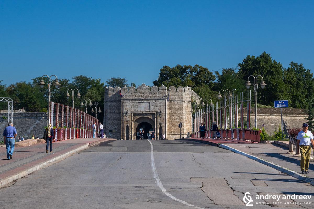 Нишката крепост