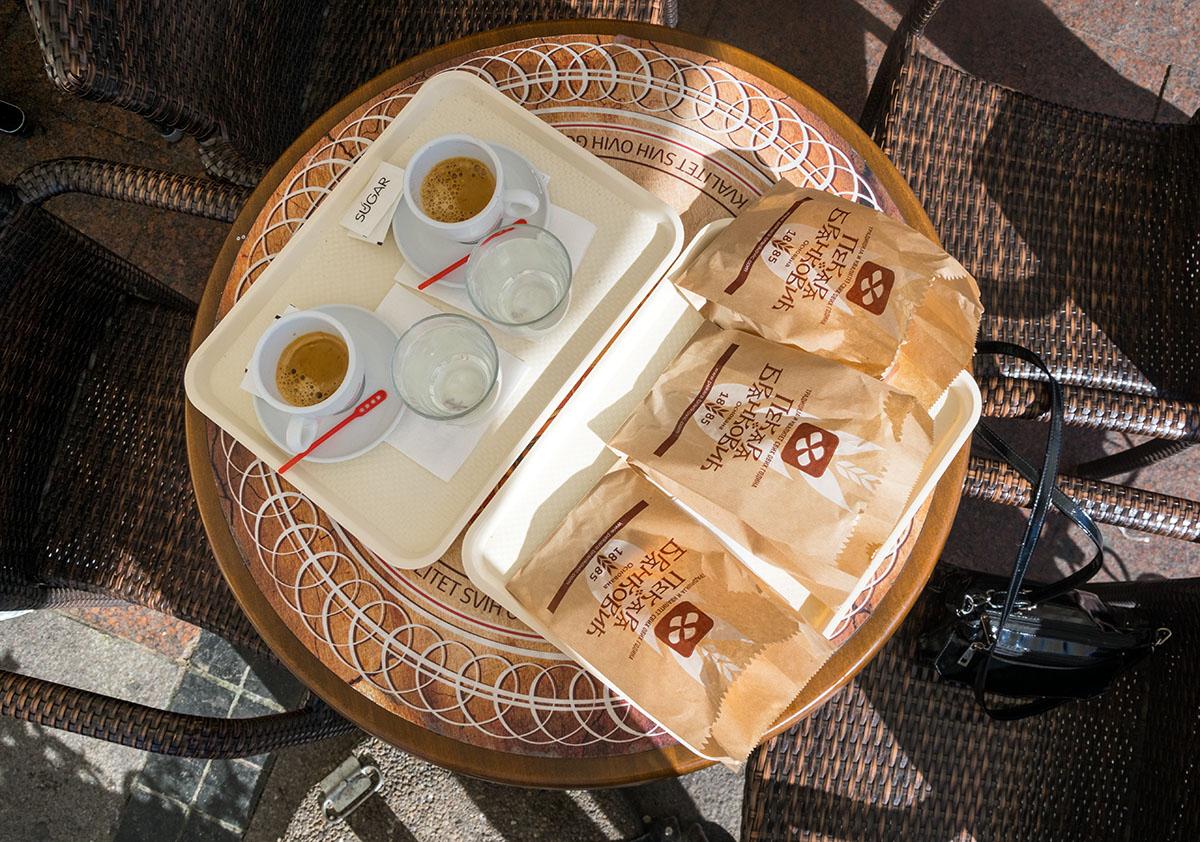 Закуска в Ниш