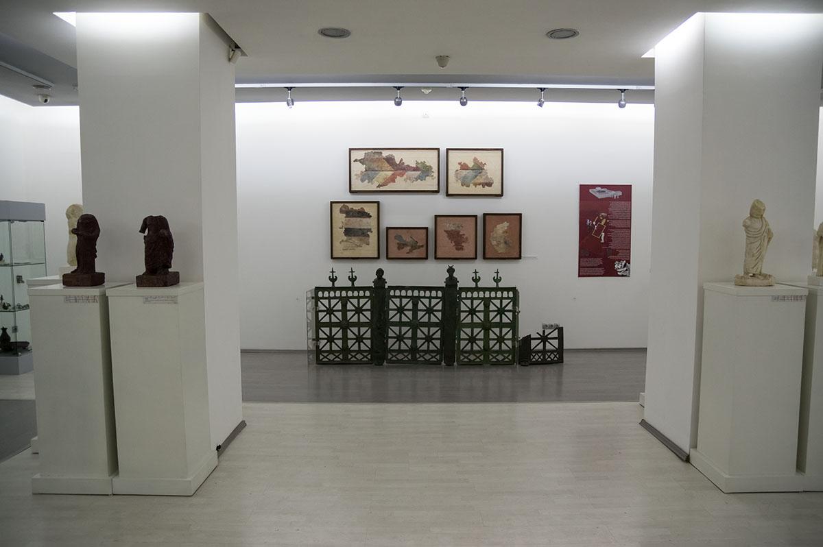 Археологически музей Ниш