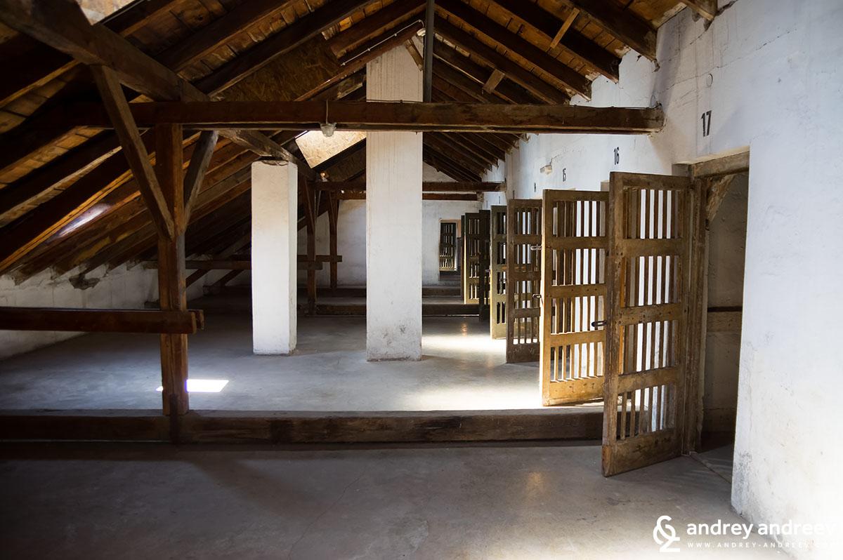 Килиите в концлагера в Ниш