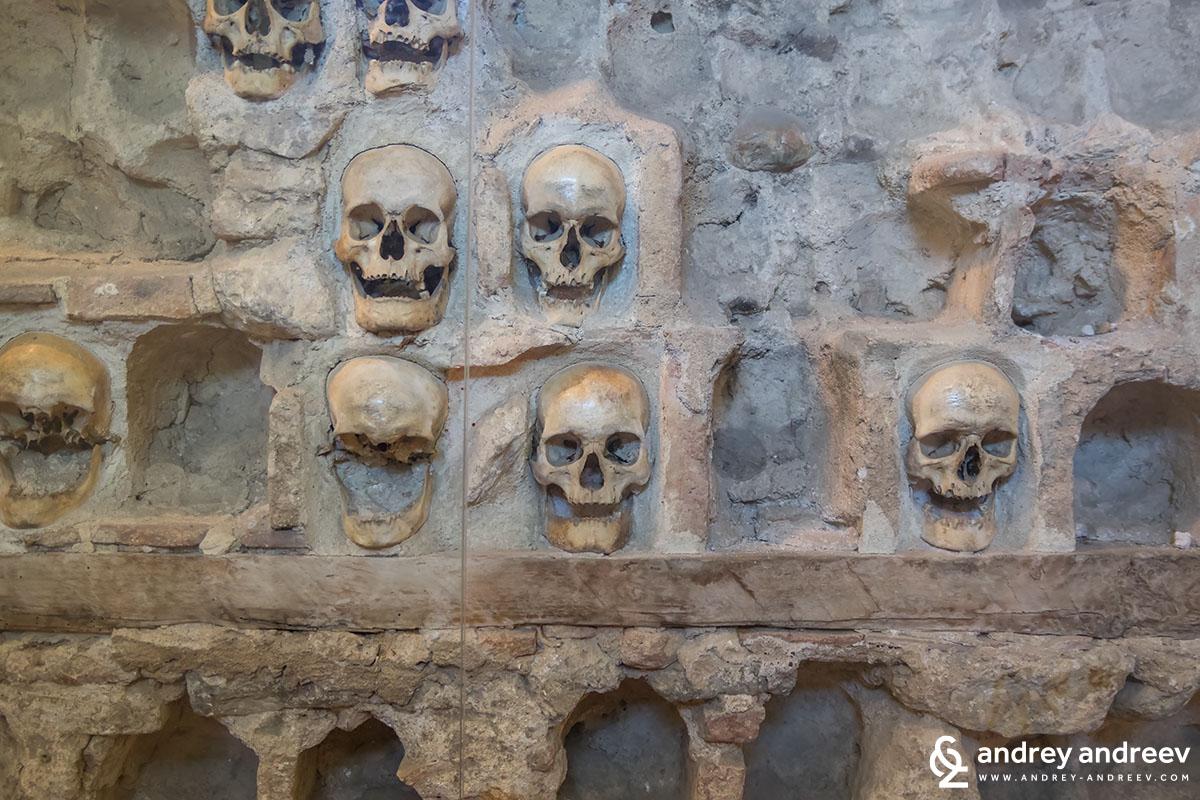 Челе кула черепи Ниш