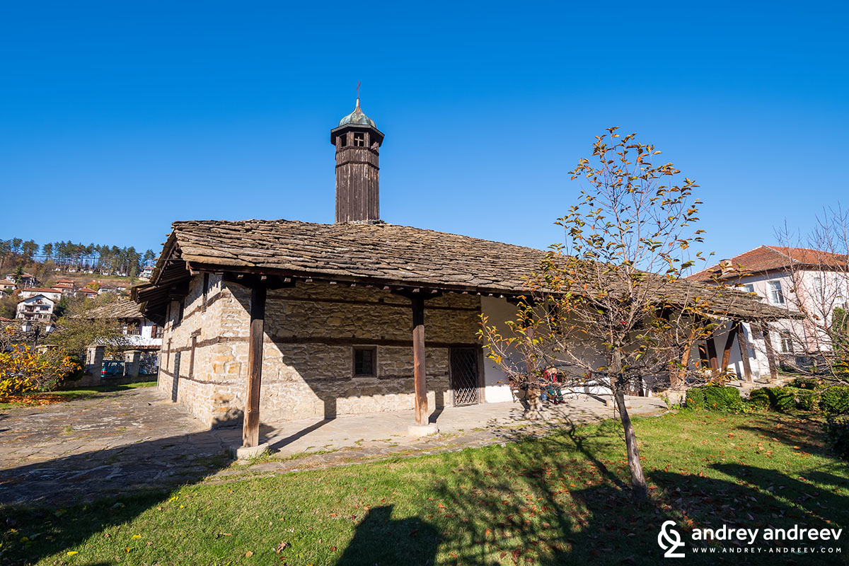 The old church in Tryavna, Bulgaria