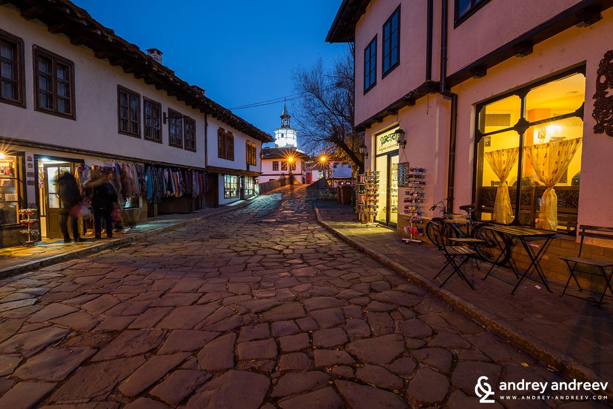 Уличките на Трявна 4