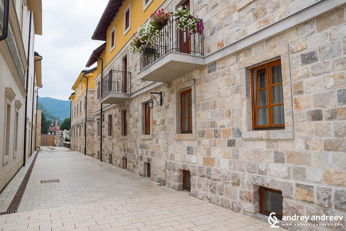Andrucgrad, Visegrad, Bosnia and Herzegovina 5