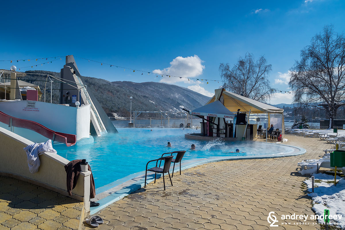 Pancharevo pool Korali