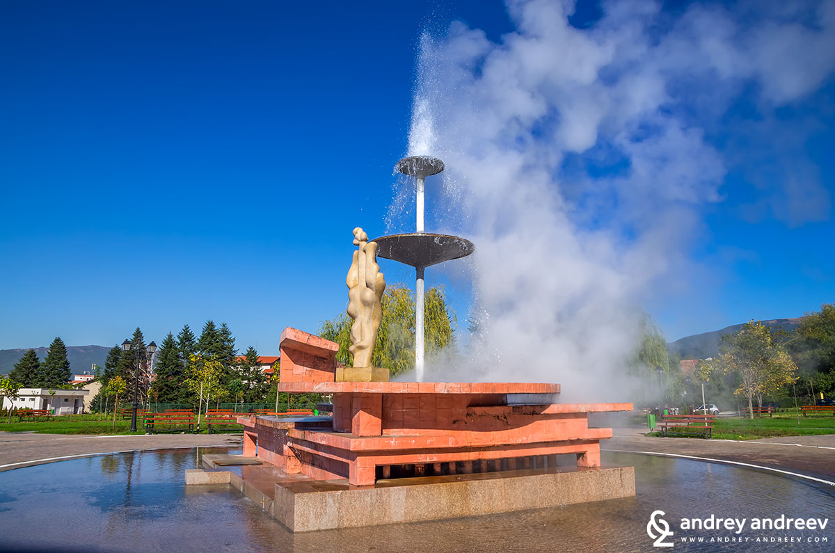 Sapareva Banya – the home of the hottest geyser in continental Europe
