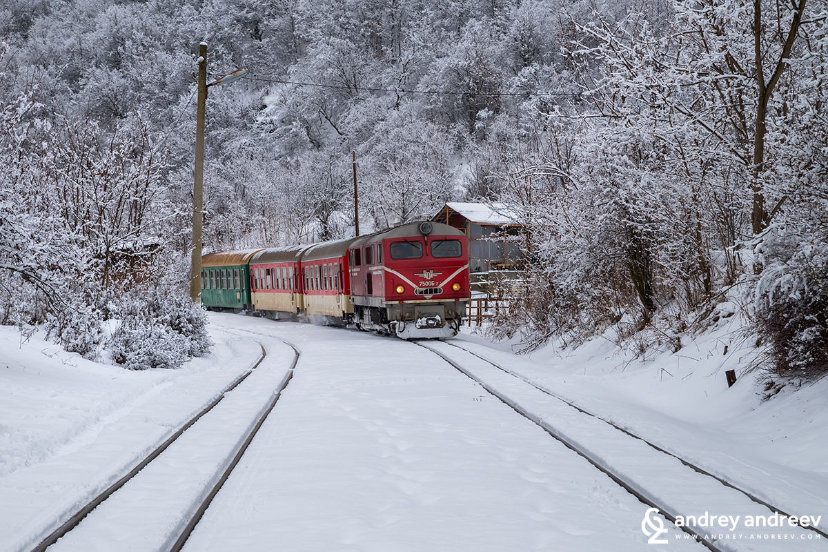 Narrow gauge trains, Bulgaria