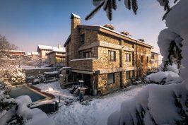 Вила Вучев във Велинград, спа хотел във Велинград, хубав хотел във Велинград