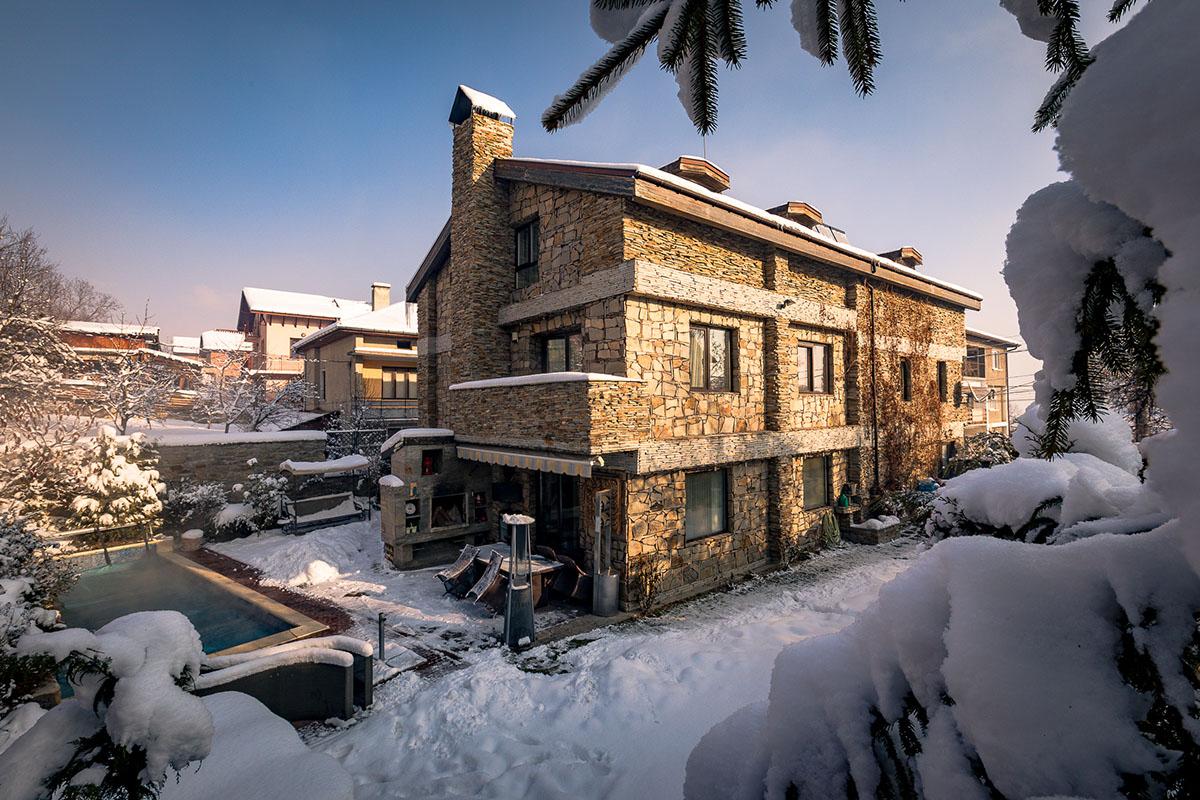 Villa Vuchev in Velingrad, Bulgaria