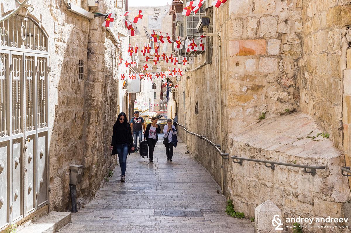 Улица на Гръцката патриаршия