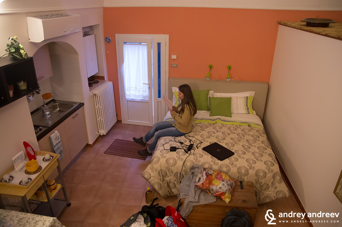 B&B La Casa Nei Sassi