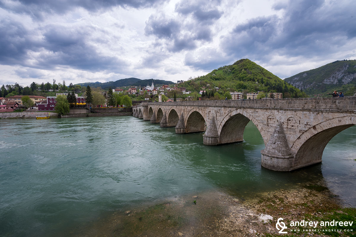 The bridge on Drina