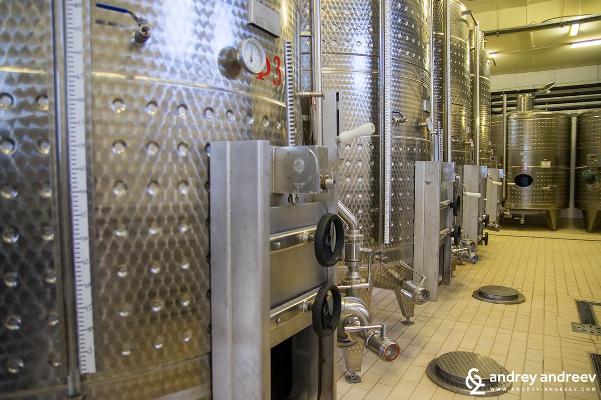 Villa Melnik winery